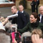 Duke of Cambridge's praise for recovering drug addicts.