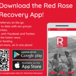 The Red Rose Recovery App