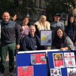 Supporting World Suicide Prevention Day in Preston