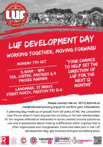 LUF Development Day @ Landmark | England | United Kingdom