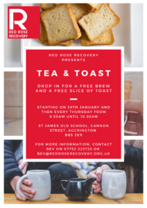 Tea & Toast - Accrington @ st James Old Achool | England | United Kingdom