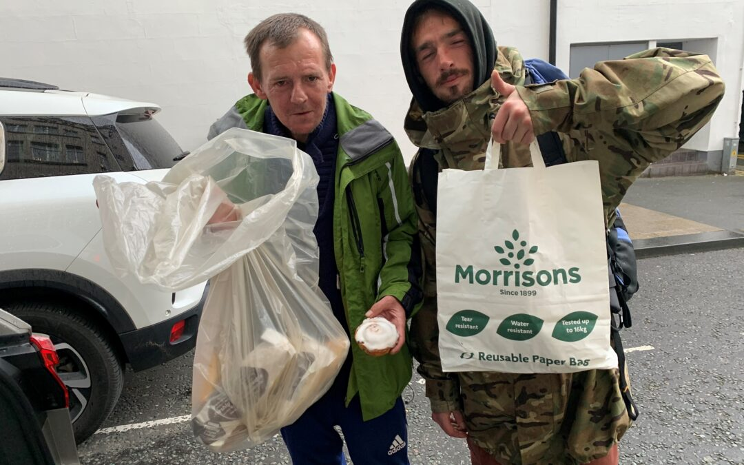 More community outreach work around Central Lancashire