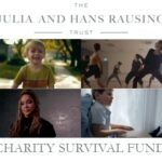 Funding from the Julia and Haus Rausing Trust